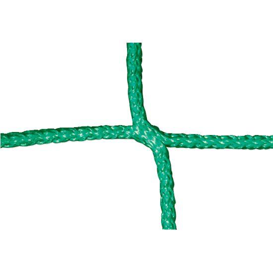 But en aluminium, 7,32x2,44 m, coins soudés, avec fixation par fourreaux Crochets de fixation