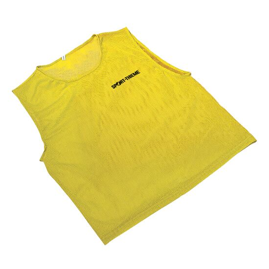 Chasuble Sport-Thieme® Adulte, (lxL) env. 59x75 cm, Jaune