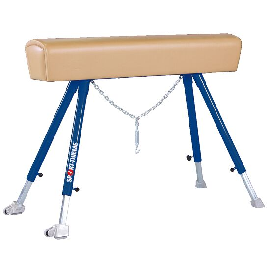 Cheval de saut Sport-Thieme® Avec piètement métallique