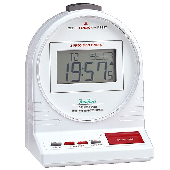Chronomètre de table Hanhart « Prisma 200 »