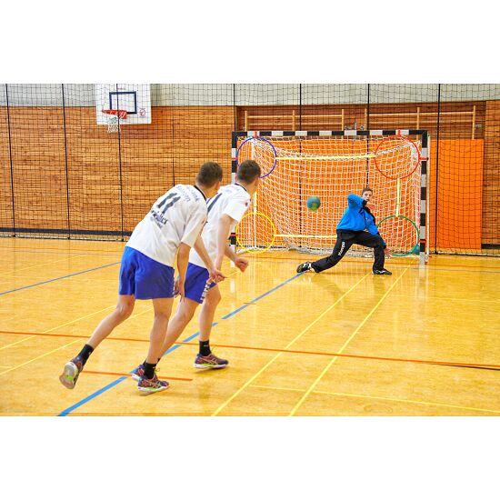 Cible d'entraînement en salle « To go » « Salle Senior », 4 anneaux - ø 50 cm