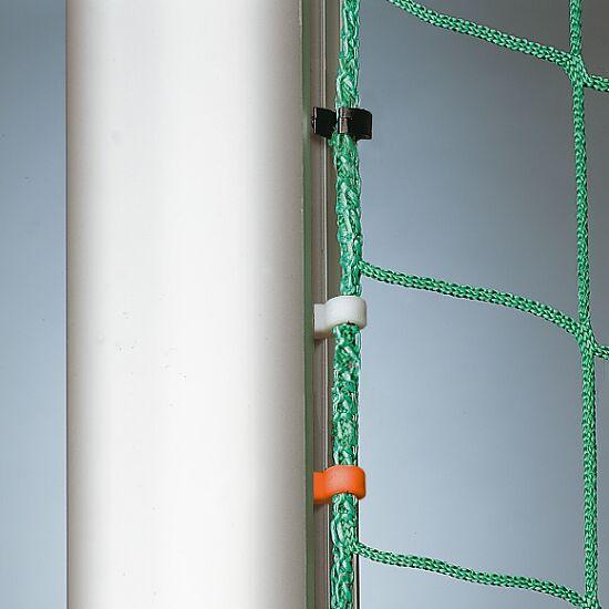 Crochets de fixation en forme de rhombe