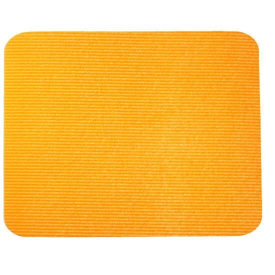 Dalles de gym Sport-Thieme® Orange, Rectangle, 40x30 cm