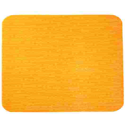 Dalles de gym Sport-Thieme Orange, Rectangle, 40x30 cm