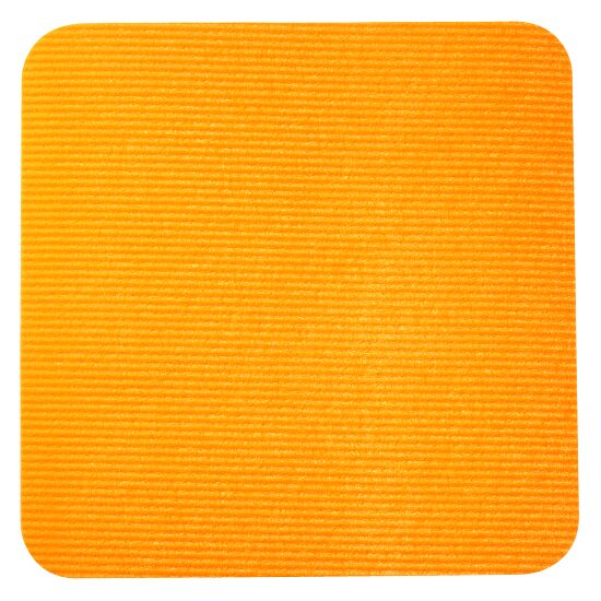 Dalles de gym Sport-Thieme® Orange, Carré, 30x30 cm