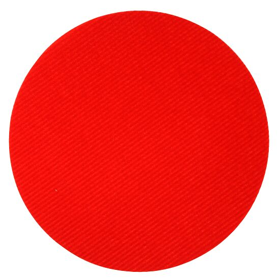 Dalles de gym Sport-Thieme® Rouge, Rond, ø 30 cm