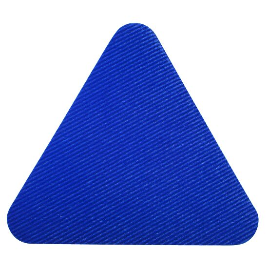Dalles de gym Sport-Thieme® Bleu, Triangle, 30 cm de côté