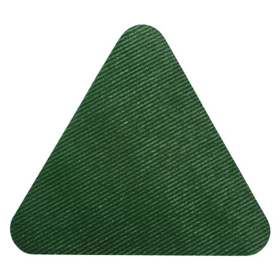 Dalles de gym Sport-Thieme® Vert, Triangle, 30 cm de côté