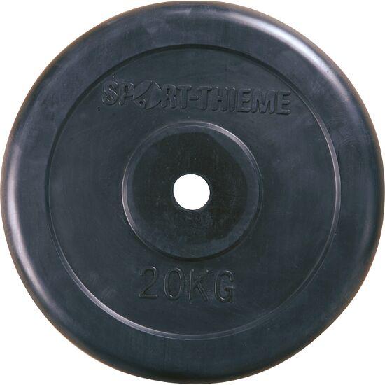Disque caoutchouté Sport-Thieme® 20 kg