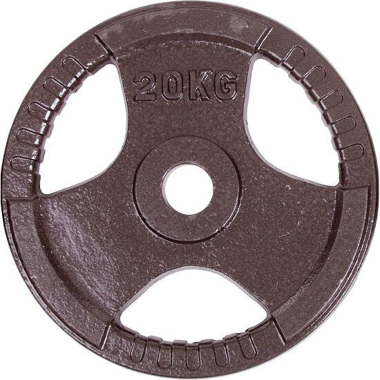 Disque de compétition en fonte Sport-Thieme® 20 kg