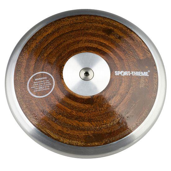 Disque de compétition Sport-Thieme® «Bois» 1,75 kg