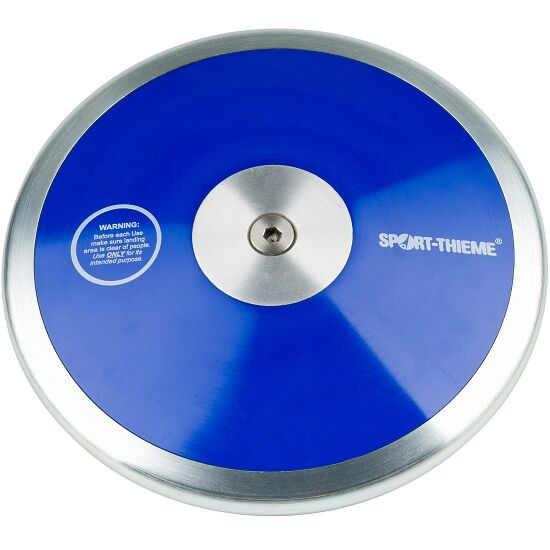 Disque de compétition Sport-Thieme® «Plastique» 2 kg
