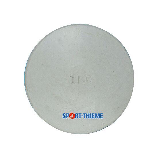 Disque d'initiation Sport-Thieme® en caoutchouc 1 kg