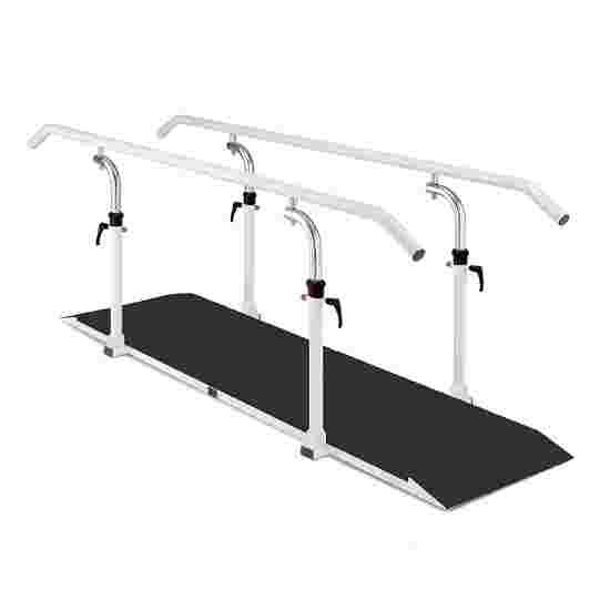 Ferrox Gehbarren mit Plattform Holmenlänge 250 cm