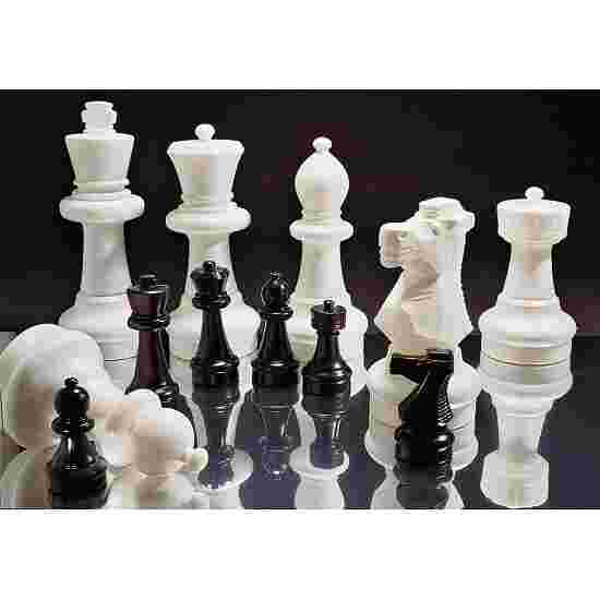 Figures d'échecs géantes Socle ø 22,5 cm, hauteur du roi : 64 cm