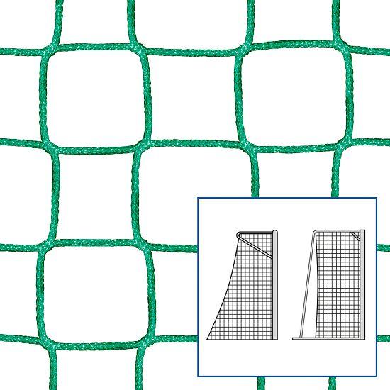 Filet de handball « 80/100 cm » Vert, 4 mm