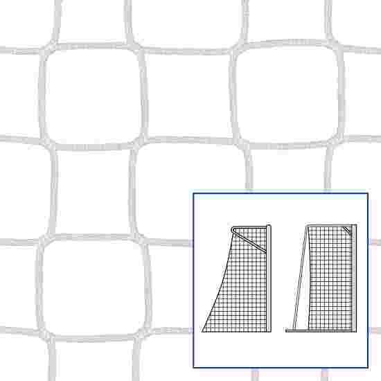 Filet de handball « 80/100 cm » Blanc, 4 mm