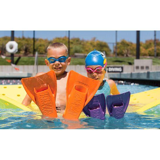 Finis® Palmes pour enfants « Booster » 29-33, orange