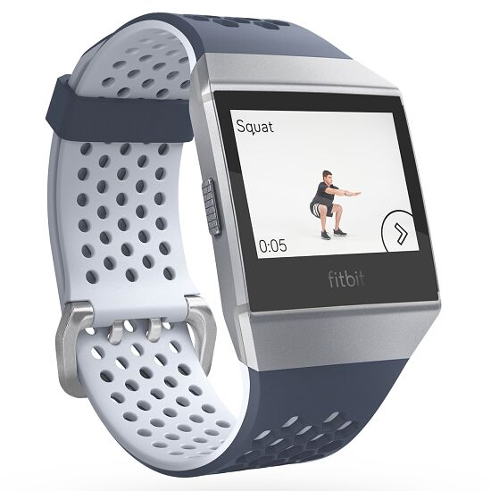 fitbit® Ionic adidas® edition