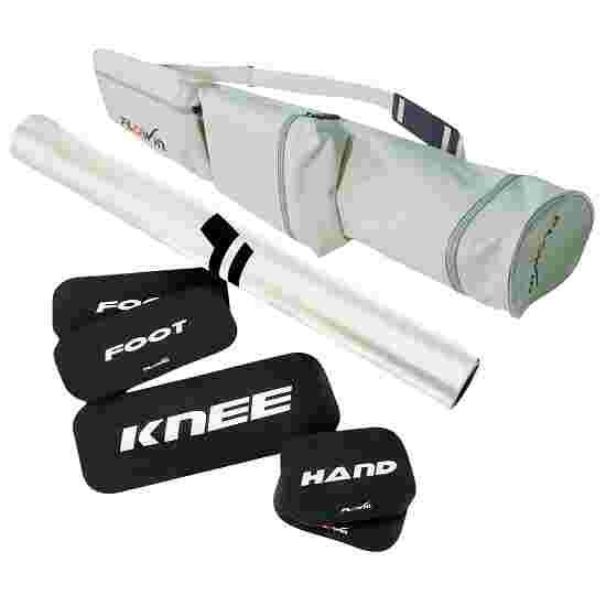 Flowin Tapis d'entraînement avec accessoires Sport