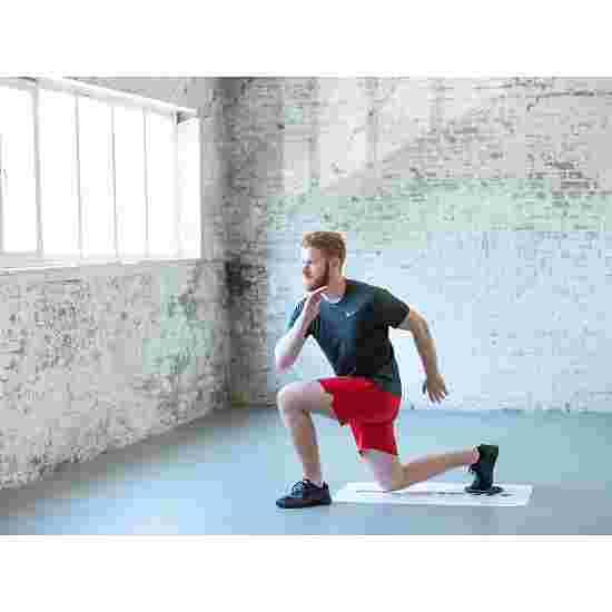 Flowin Trainingsmatte inkl. Zubehör Fitness