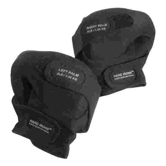 Gants lestés Ironwear « Hand Irons » 2x 1,35 kg