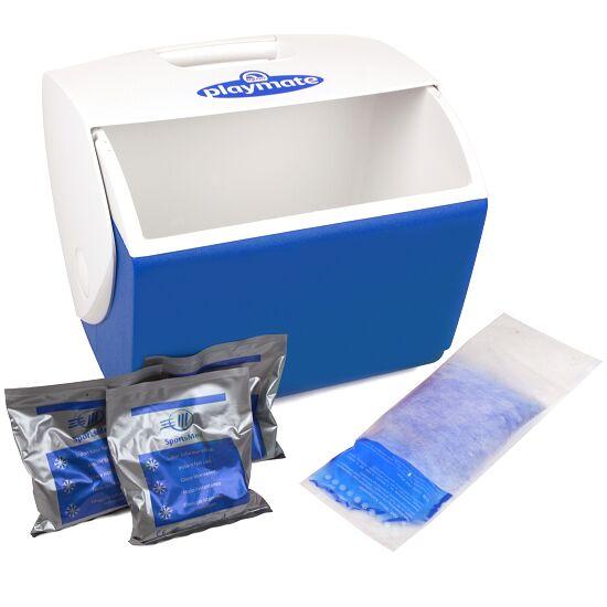 Grosse Betreuer-Eisbox Mit Füllung