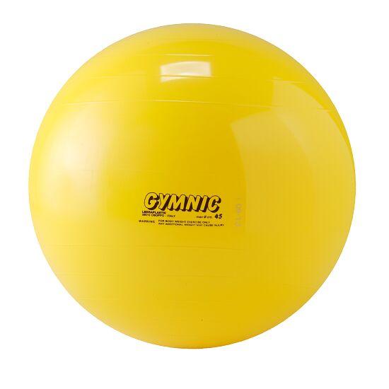 Gymnic® Gymnastikball Gelb, ø 45 cm, 700 g