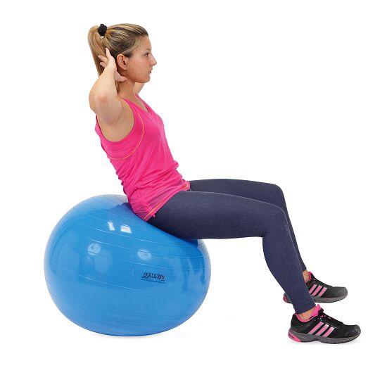 Gymnic® Gymnastikball Blau, ø 65 cm, 1.400 g