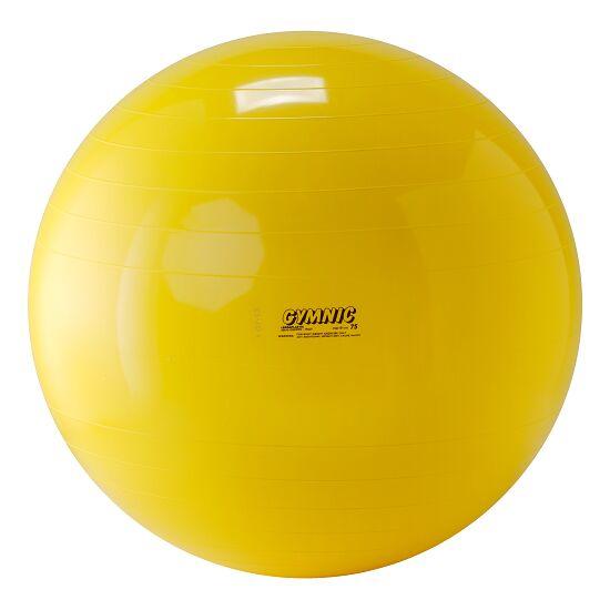 Gymnic® Gymnastikball Gelb, ø 75 cm, 1.600 g