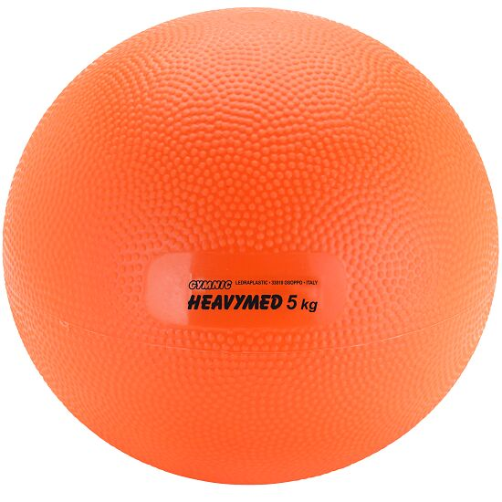 Gymnic® Heavymed 5.000 g, ø 23 cm, Orange