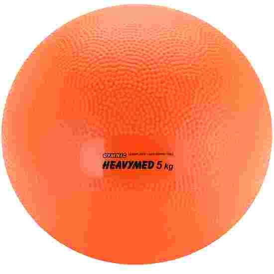 """Gymnic Medizinball  """"Heavymed"""" 5.000 g, ø 23 cm, Orange"""