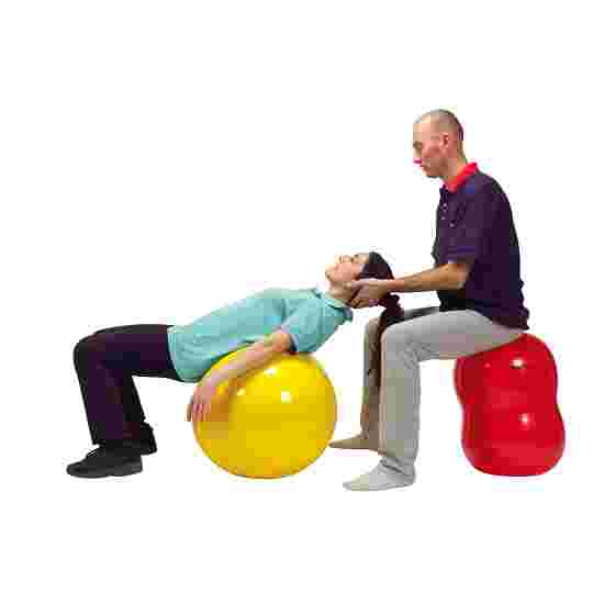 Gymnic Physio-Roll Gymnic Lxø : 65x40 cm, rouge