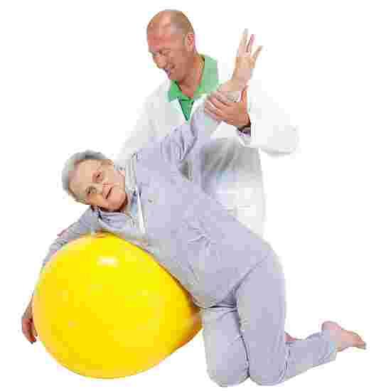 Gymnic Physio-Roll Gymnic Lxø : 90x55 cm, jaune