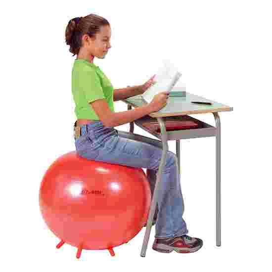 "Gymnic Sitzball ""Sit 'n' Gym"" ø 55 cm, Rot"