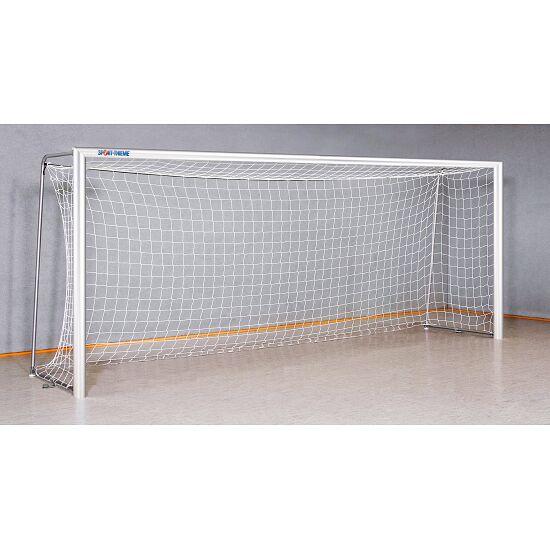 Hallenfussballtor 5x2 m Ovalprofil 120x100 mm