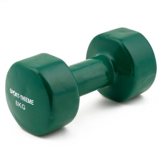 Haltères courts Sport-Thieme® Vinyle 8 kg, vert