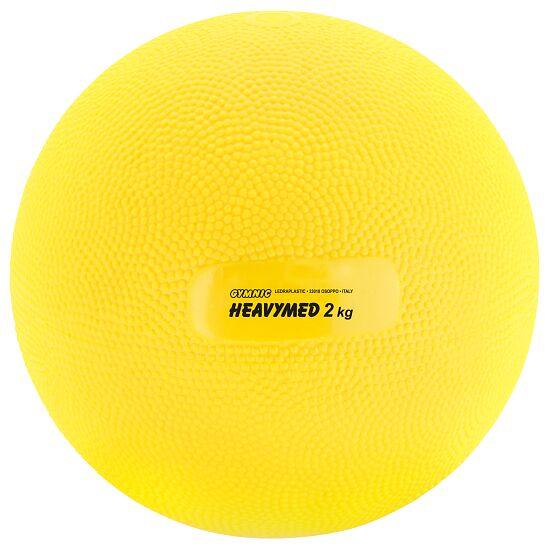 Heavy Med Gymnic® 2000 g, ø 15 cm, jaune