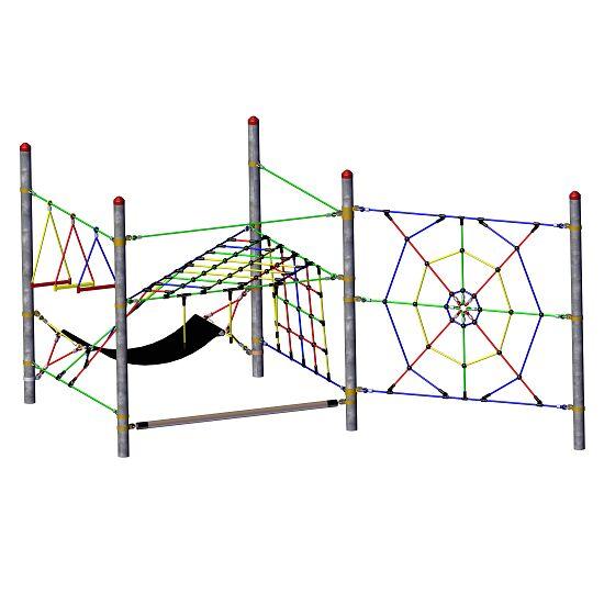 huck vario kletterpark kombination set sport. Black Bedroom Furniture Sets. Home Design Ideas
