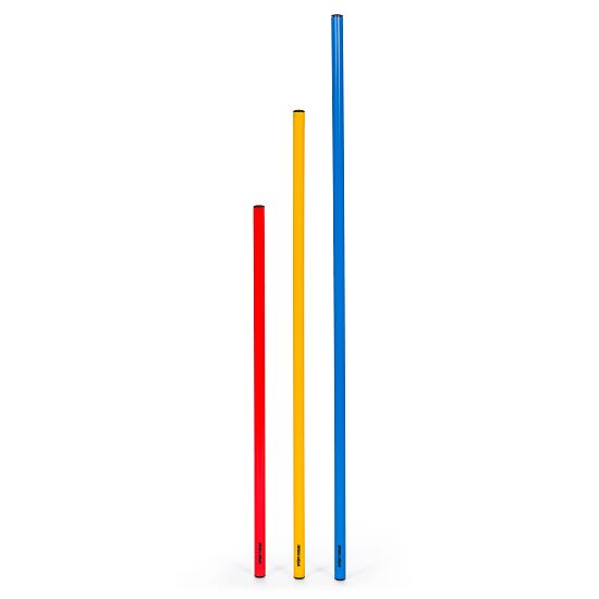 Jalon de gymnastique Sport-Thieme en plastique ABS 120 cm, Bleu