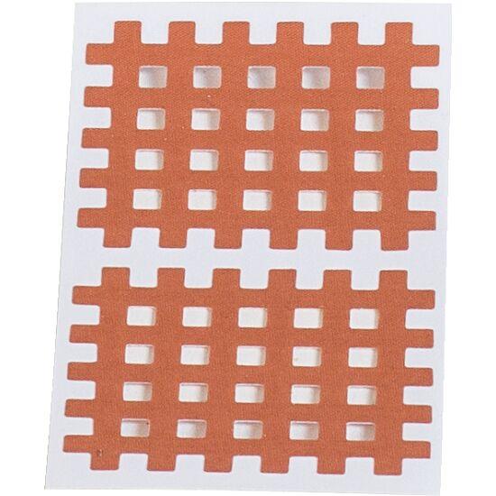 Jovitape Aku Gittertape 40 Pflaster 5,2x4,4 cm