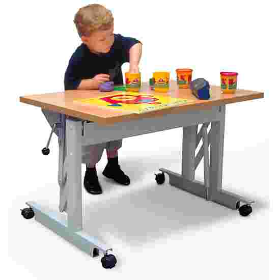 Kinder-Hubtisch ergo SL Roulettes blocables