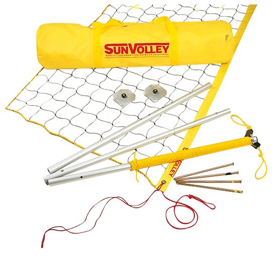 Kit de beach-volley SunVolley® « LC » Sans lignes de délimitation