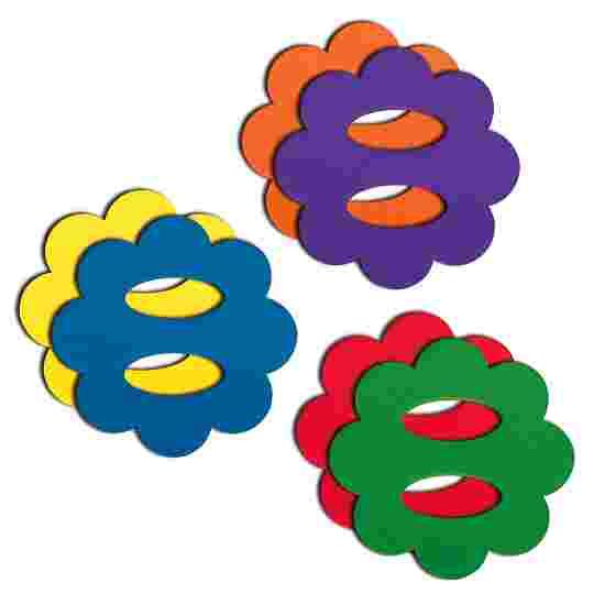 Kit de disques Aqua Flower Color