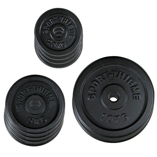 Kit de disques en fonte Sport-Thieme, 50 kg