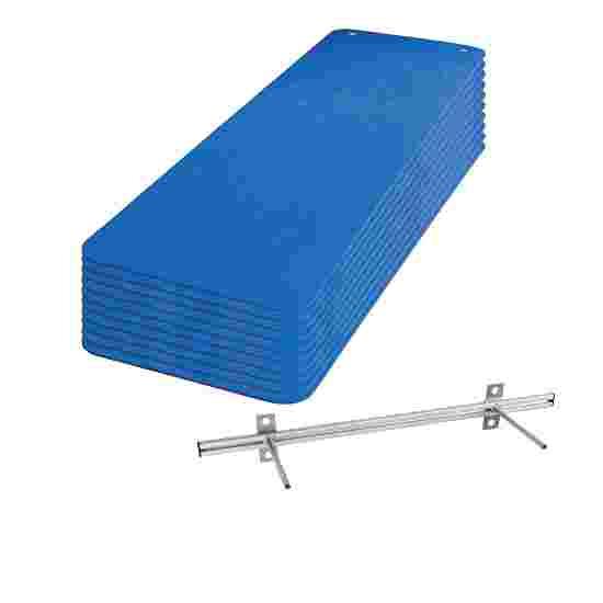 Kit de nattes de gymnastique Sport-Thieme « Fit&Fun » Bleu