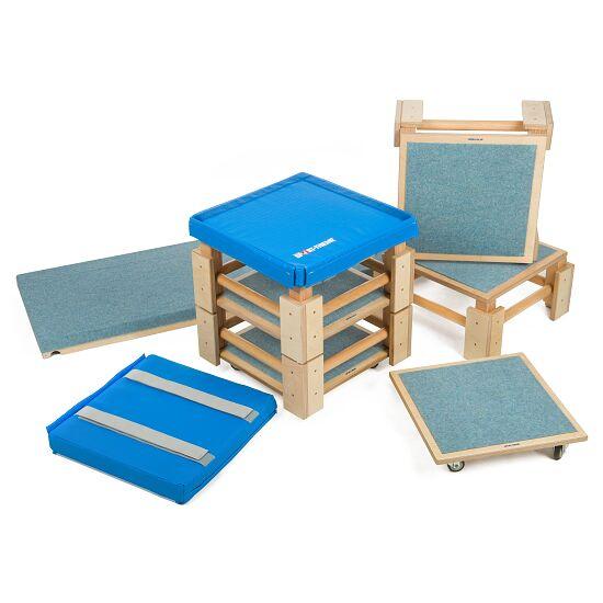 Kit de tabourets de gymnastique Sport-Thieme® « Combi » 2