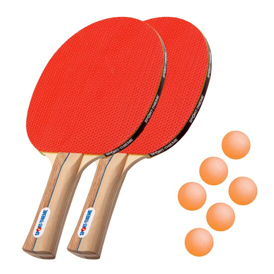 Kit de tennis de table Sport-Thieme® « Rome » Balles orange