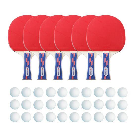 Kit de tennis de table Sport-Thieme® « Champion » – Spécial École Balles blanches