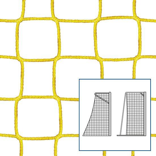 """Kleinfeld-/Handballtornetz """"80/100 cm"""" Gelb, 4 mm"""